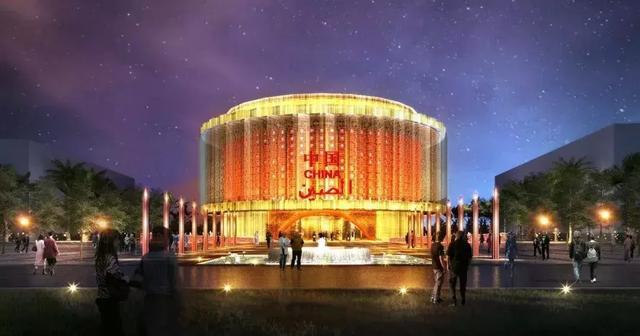 2020年迪拜世博会建筑设计的奇思妙想!中国馆独特的中国味道