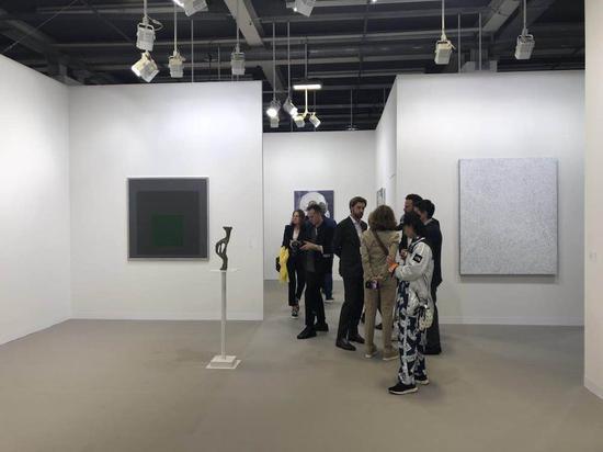 【收藏】10家顶级画廊瑞士巴塞尔vip首日狂揽近10亿图片