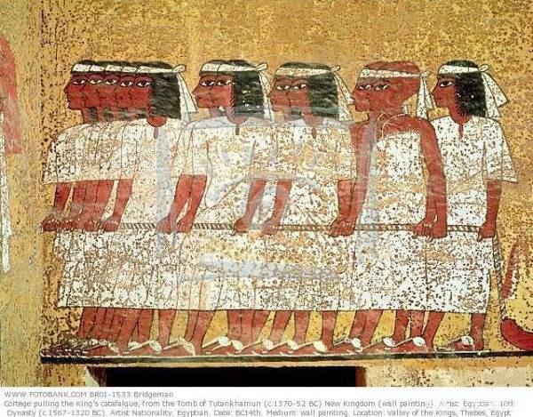中华文明和古埃及文明高度关联的背后,可能是第3类接触