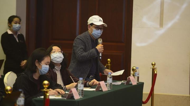广东省政府新闻办疫情防控第二十场新闻发布会