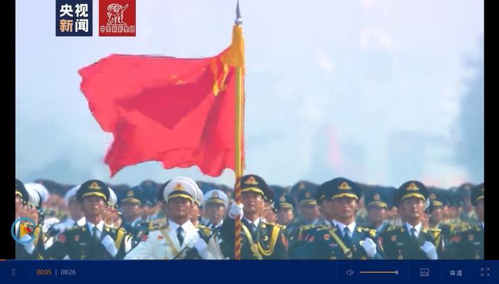 新影像丨打败一切来犯之敌――致中国人民解放军建军93周年