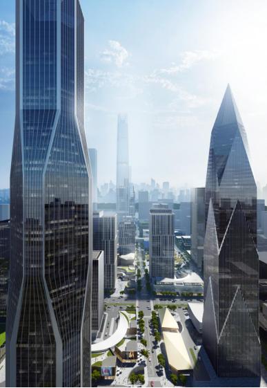 新金融赋能城市升级
