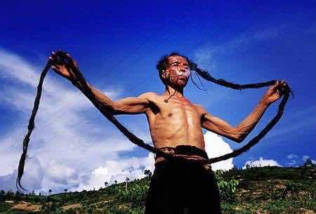 追夢中華·僑瞧四川  | 彝族對自然的崇拜來源于萬物有靈的觀念