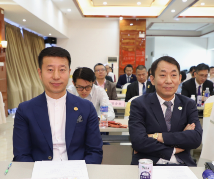 泰中侨商联合会2020年度会员大会召开_邝锦荣蝉联第二届执委会主席