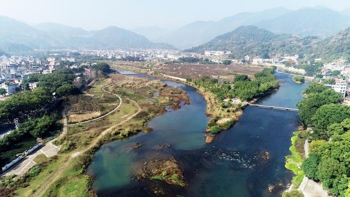 福安穆阳:水清河畅 岸绿景美