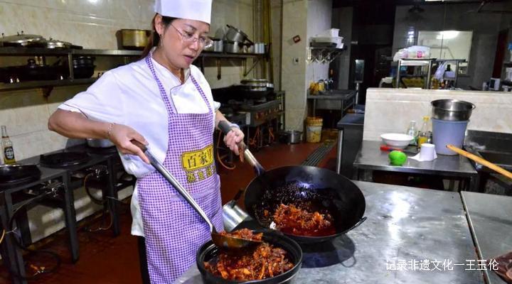 桐梓娄山黄焖鸡烹饪技艺——市级非遗代表性项目名录