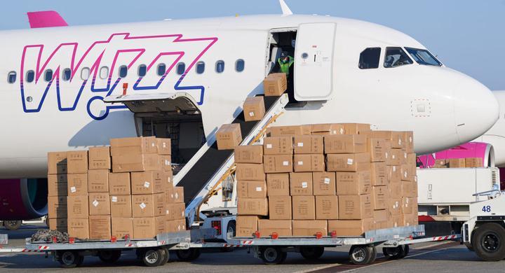 中国向匈牙利援助人道物资 资料图