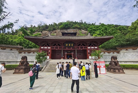 """""""皇泽寺""""打造中国广元文化""""金名片"""""""